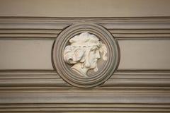 Art Nouveau building in Riga. Stock Images
