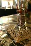 Art Nouveau Candleabra Base Royalty Free Stock Photography