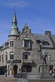 Art Nouveau Centre Alesund royalty-vrije stock fotografie