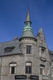 Art Nouveau Centre Alesund stock foto's