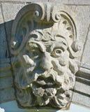 Art Nouveau detaljer Royaltyfri Fotografi