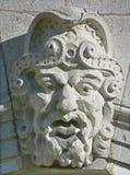Art Nouveau detaljer Arkivfoton