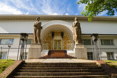 Art Nouveau Ernst-Ludwig building. Mathildenhöhe, Hessen, Germany Royalty Free Stock Photos