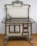 Art Nouveau oven Royalty Free Stock Photos