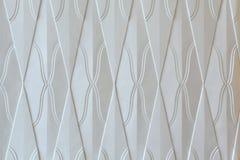 Art Nouveau-patroon in Hradec Kralove Achtergrond textuur stock fotografie