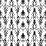 Art Nouveau pattern. Stock Photography