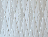 Art Nouveau pattern in Hradec Kralove. Background texture. Stock Photos