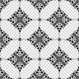 Art Nouveau seamlees design Stock Images