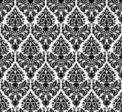 Art Nouveau seamless Tillable Texture. Art Nouveau tillable seamless texture with customisable foreground and background via vector file Stock Image