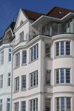 Art nouveau style house in Kiel, Germany Royalty Free Stock Images