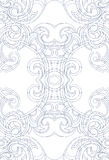 Art Nouveau style ornament Royalty Free Stock Images
