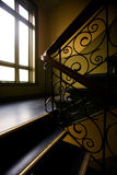 Art Nouveaux Staircase Royalty Free Stock Photography