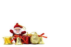 Art objects for x mas days Stock Photo