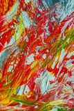 Art oil painting - background. Abstraction fire. Art oil painting - background. Texture. Abstraction fire. Handwork stock photography