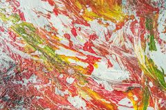 Art oil painting - background. Abstraction fire. Art oil painting - background. Texture. Abstraction fire. Handwork royalty free stock photo