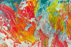 Art oil painting - background. Abstraction fire. Art oil painting - background. Texture. Abstraction fire. Handwork royalty free stock images