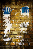 Art old wall Royalty Free Stock Images