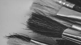 Art Paint Brush Set immagine stock