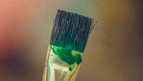 Art Paint Brush Tool Set immagini stock libere da diritti