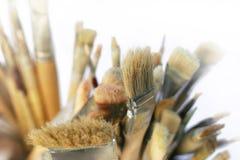 Art paint brushes Royalty Free Stock Photos