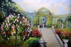 Art paint Royalty Free Stock Photo