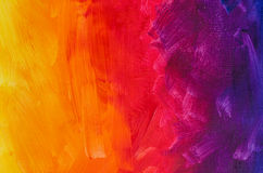 Art  painted background texture Stock Images