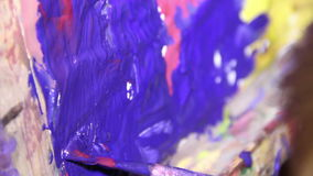 Art painting Royalty Free Stock Images