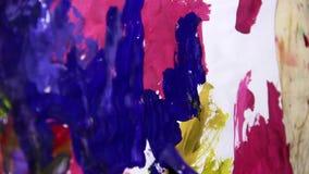 Art painting Stock Photo