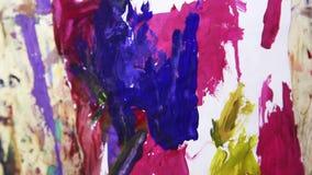 Art painting Royalty Free Stock Photos