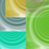 Art-panneaux abstraits Photographie stock libre de droits