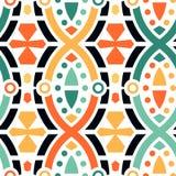 Art Pattern moderne sans couture abstrait pour la conception de couverture Images libres de droits