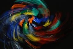 Art Photography abstracto de Alfred Georg Sonsalla, Alemania Foto de archivo libre de regalías