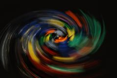Art Photography abstracto de Alfred Georg Sonsalla, Alemania Fotos de archivo