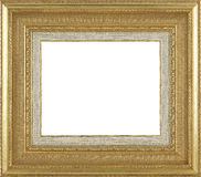 Art Picture frame isolated background Stock Images
