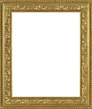 Art Picture frame isolated background Royalty Free Stock Image