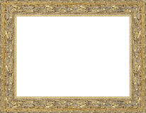 Art Picture frame isolated background Royalty Free Stock Photography