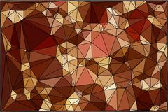 Art polygon abstract pattern background. Art polygon abstract pattern illustration background Stock Images