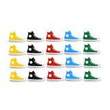 art pop sneakers vintage διανυσματική απεικόνιση