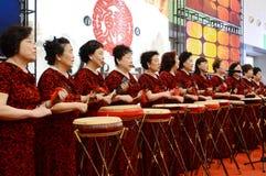Art populaire chinois Image libre de droits