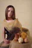 Art portrait Stock Photography