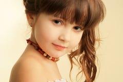 Art portrait Stock Images