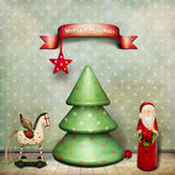 ART, POSTCARD, BACKGROUND,CHRISTMAS, Stock Photo