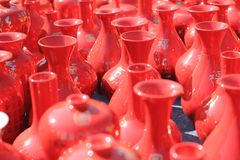 Art Pottery Royalty Free Stock Photos