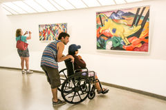 Art pour tous Image libre de droits