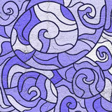 Art purple wallpaper Royalty Free Stock Photography
