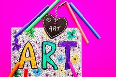 Art - puzzle Photographie stock