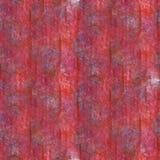 Art Red, de donkerblauwe, violette verf van de waterverfinkt Royalty-vrije Stock Fotografie