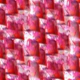 Art Red, lilac, zwarte, gele verf van de waterverfinkt Stock Afbeeldingen