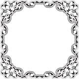 Art renaissance frame Stock Image
