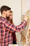 Art school Stock Images